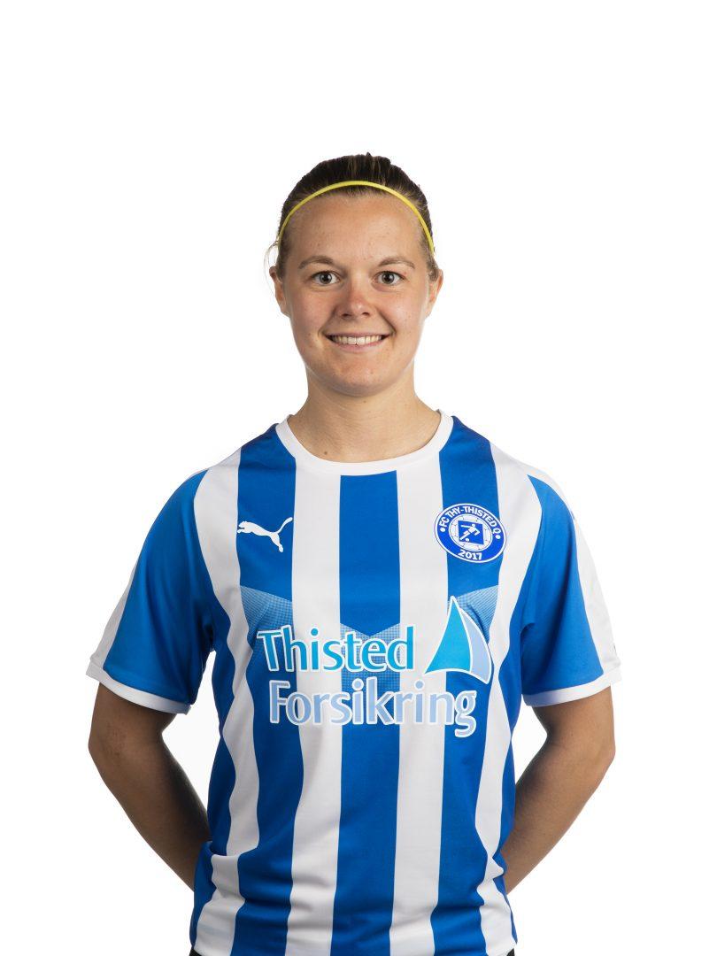 18. Sarah Dyrehauge
